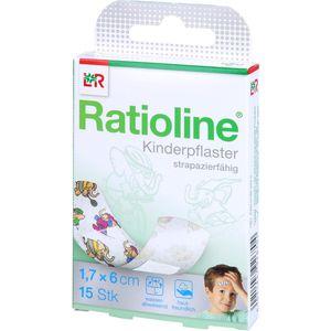 RATIOLINE kids Pflasterstrips