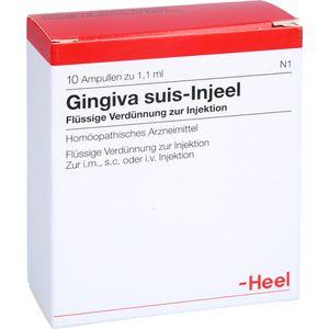 GINGIVA SUIS Injeel Ampullen