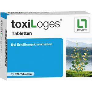TOXILOGES Tabletten