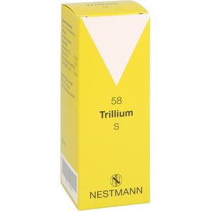 TRILLIUM S 58 Tropfen