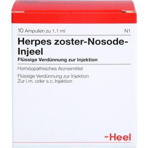 HERPES ZOSTER Nosode Injeel Ampullen