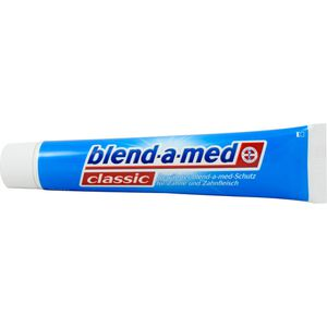 BLEND A MED Classic Zahncreme