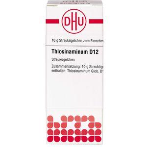 THIOSINAMINUM D 12 Globuli