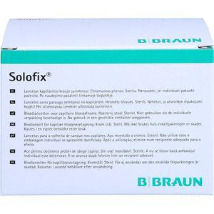 SOLOFIX Blutlanzetten