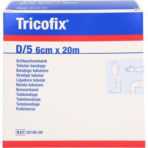 TRICOFIX Schlauchverband Gr.D 6 cmx20 m