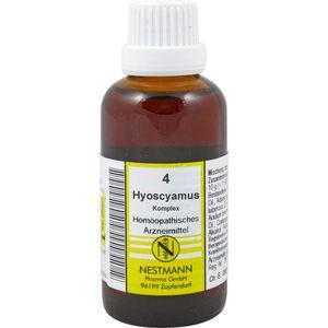 HYOSCYAMUS KOMPLEX Nr.4 Dilution
