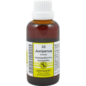 JUNIPERUS KOMPLEX Nr.33 Dilution