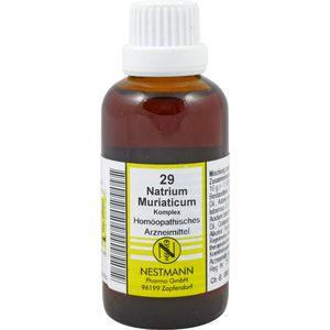 NATRIUM MURIATICUM KOMPLEX Nr.29 Dilution