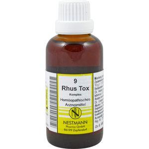 RHUS TOX Komplex Nr.9 Dilution