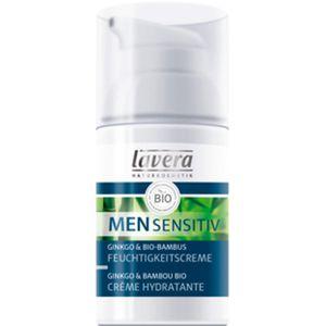 LAVERA Men sensitiv pflegende Feuchtigkeitscreme