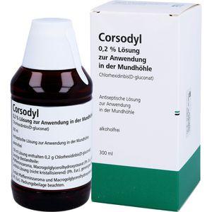CORSODYL Lösung