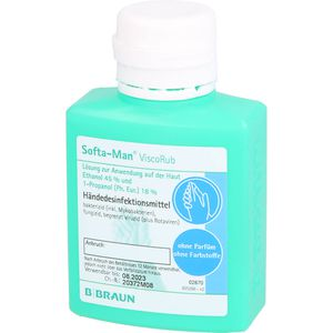 SOFTA MAN ViscoRub Händedesinfektionsmittel