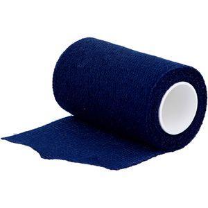 PRESSOTHERM Kohäsive Bandage 8 cmx4 m blau