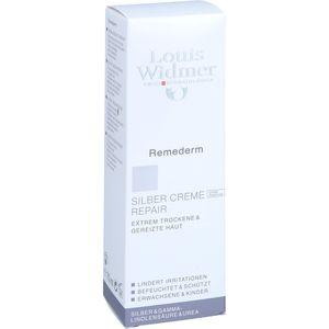 WIDMER Remederm Silber Creme Repair unparfümiert