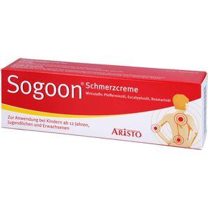 SOGOON Schmerzcreme