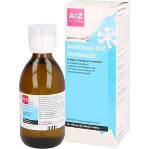 AMBROXOL AbZ Hustensaft 15 mg/5 ml