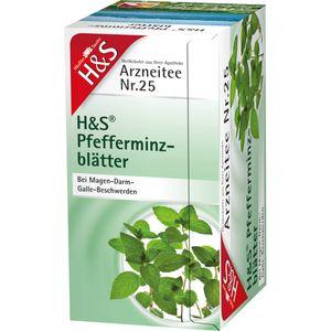 H&S Pfefferminztee Filterbeutel