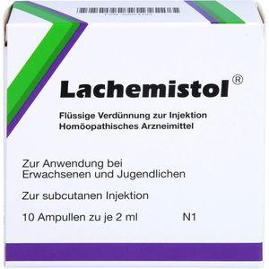 LACHEMISTOL Ampullen