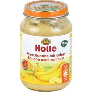 HOLLE Feine Banane mit Gries