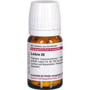 LEDUM D 6 Tabletten
