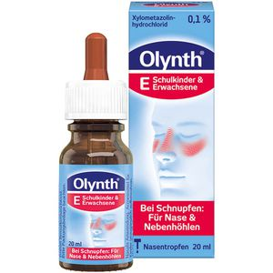 OLYNTH 0,1% für Erwachsene Nasentropfen