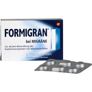 FORMIGRAN Filmtabletten