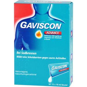 GAVISCON Advance Pfefferminz Suspension