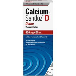 CALCIUM SANDOZ D Osteo Brausetabletten