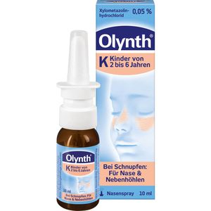 OLYNTH 0,05% für Kinder Nasendosierspray