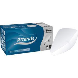 ATTENDS for men Shield 1 Box