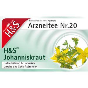 H&S Johanniskraut Filterbeutel