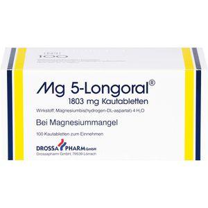 MG 5 LONGORAL Kautabletten