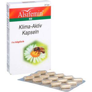 ALSIFEMIN 50 Klima-Aktiv m.Soja 1x1 Kapseln
