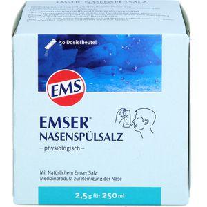 EMSER Nasenspülsalz physiologisch Btl.