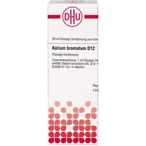 KALIUM BROMATUM D 12 Dilution