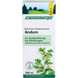 ANDORN Saft Schoenenberger