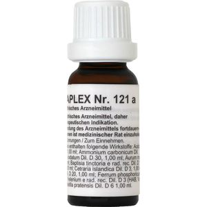 REGENAPLEX Nr.121 a Tropfen