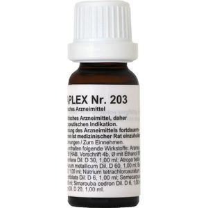 REGENAPLEX Nr.203 Tropfen