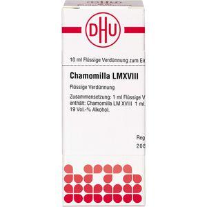 LM CHAMOMILLA XVIII Dilution