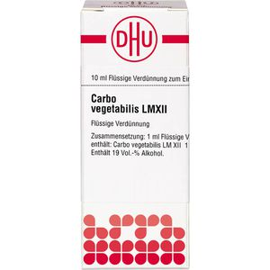 LM CARBO vegetabilis XII Dilution