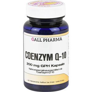 COENZYM Q10 200 mg GPH Kapseln