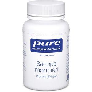 PURE ENCAPSULATIONS Bacopa monniera Kapseln