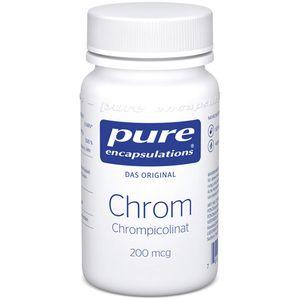 PURE ENCAPSULATIONS Chrom Chrompicol.200μg Kapseln