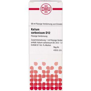 KALIUM CARBONICUM D 12 Dilution
