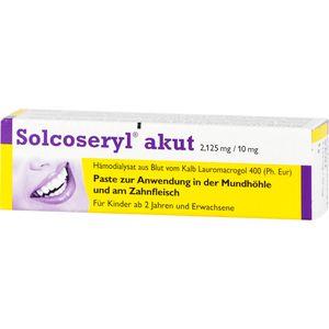 SOLCOSERYL akut Paste