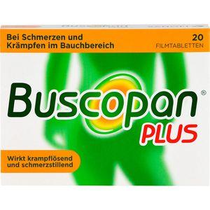 BUSCOPAN plus Filmtabletten