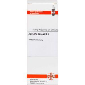 JATROPHA curcas D 4 Dilution