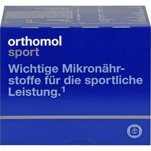 ORTHOMOL Sport Trinkfläschchen/Tabl./Kaps.Kombip.
