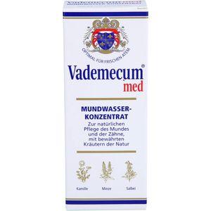 VADEMECUM MED Mundwasser Konzentrat 0888