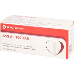 ASS AL 100 TAH Tabletten